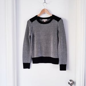 Banana Republic  Wool Blend Pull Over Sweater Sz S